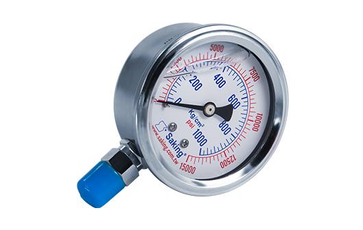 Pressure-gauge