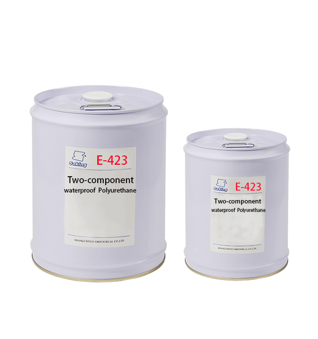 E-423two-component-waterproof-Polyurethane-001