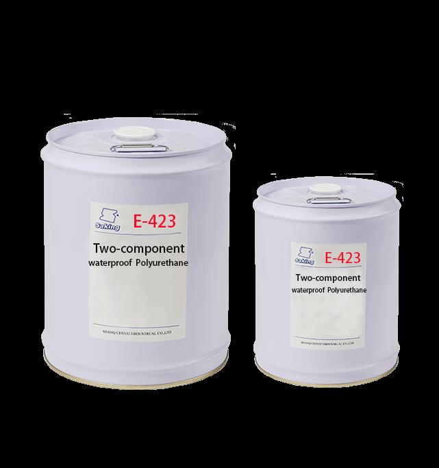 E-423two-component-waterproof-Polyurethane-001