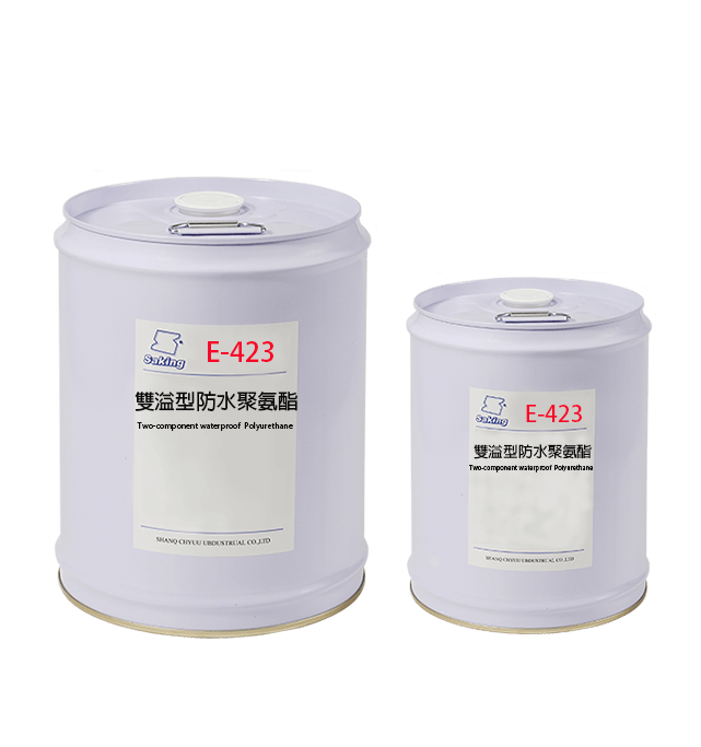 E-423two-component-waterproof-Polyurethane-002