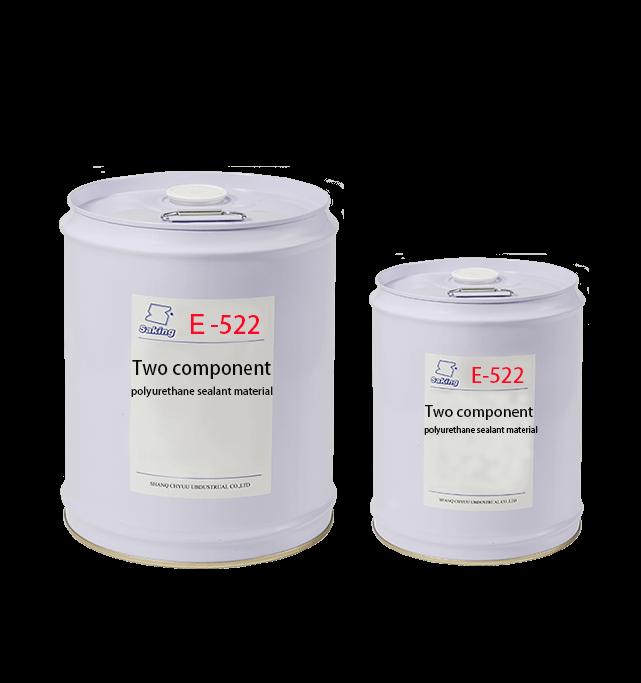 E-522Two-component-polyurethane-sealant-material-001