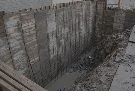slurry-wall